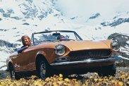 Fiat 124 Spider, Alfa 164, Peugeot 406 Coupe