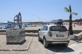 Captivával nem kunszt a kavicsos strandok megközelítése