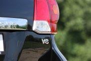 Ritka látvány a V8-as Land Cruiser