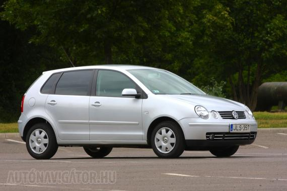 A takarékos Volkswagent lendületes követi majd