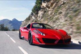 Egy jó csapatás a Ferrarival? Ezzel aligha leszünk befutók, de a parkolóban azért sokat ér egy modern, drága, mindenki által ismert sportkocsi