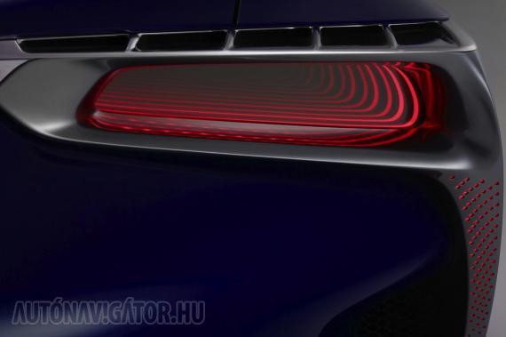 Módosított színek és formák a hátsó lámpatesten: érik a sorozatgyártás