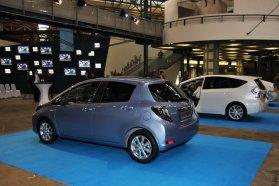 Konnektorról egyelőre a Prius PHEV tölthető, a Yaris Hybrid meg a többiek csak minimális távon tudnak tisztán elektromos üzemmódban közlekedni
