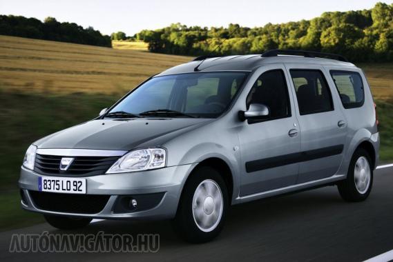 Dacia Logan MCV − a legjózanabb választás