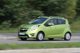 Alap plusz: Chevrolet Spark