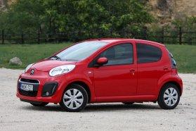 Ka kicsi kell és Citroën: C1