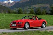 BMW 507 és az utódok: Z3 és Z8