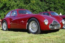 Az Alfa 8C Competizione a legendás 6C 2500 szellemi örököse