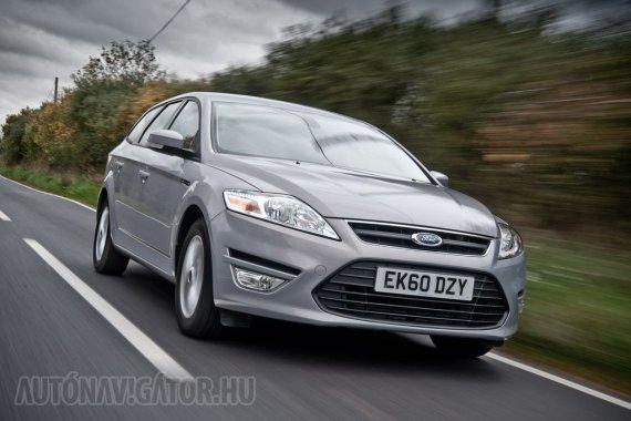 Olcsón adja sofőrsegédeit a Ford Mondeo
