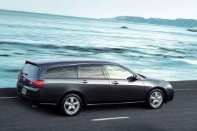 A lista legmodernebb és minden bizonnyal legjobb autója is a 2003-ban megjelent Honda Accord