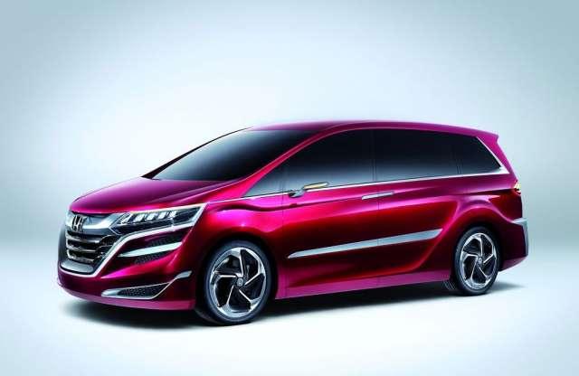 Kína számra egyedi autókat fejleszt és gyárt a Honda