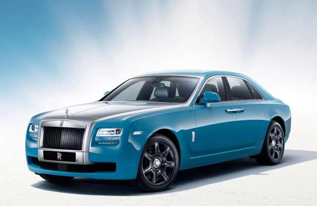 Bécsből indul útnak a Rolls-Royce Alpine Trial túra