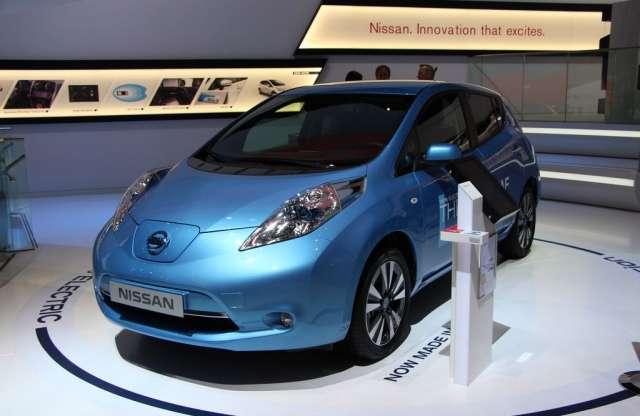 Bérelhető akkumulátorokkal is elérhető a megújult Nissan Leaf