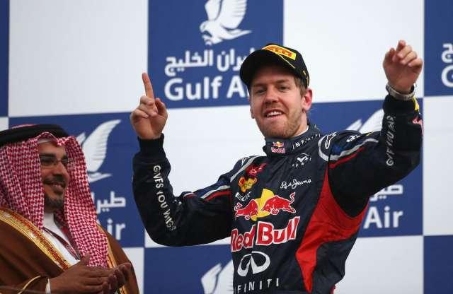 F1: újra Vettel nyerte a Bahreini Nagydíjat, s újra a Lotusok előtt
