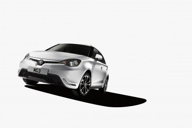 Trendi ázsiai-európai keveréket terveztek a már kínai kézben lévő MG dizájnerei