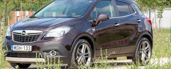 Opel Mokka FWD 1.7 CDTI AT6 teszt