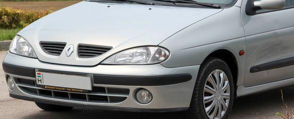Renault Mégane 1.4 16V Alizé, 2002 - használtteszt