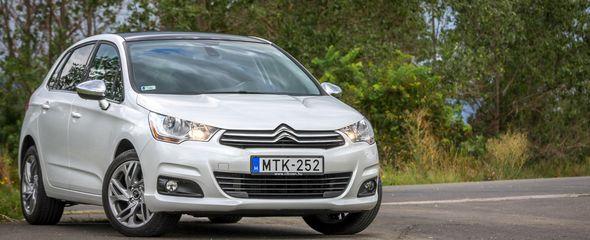 Citroën C4 e-THP 130 teszt