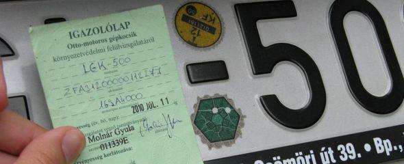 Jövő év végén indulhat az állami járműtörténeti adatbázis