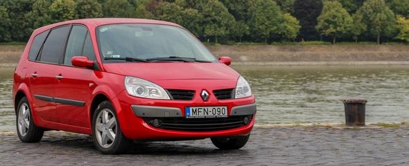 Renault Grand Scénic: már több mint húszezer kilométert töltöttünk együtt, még mindig hibátlanul