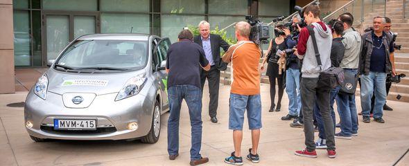 Amit az első Magyar Elektromobilitás Napon láttunk és hallottunk