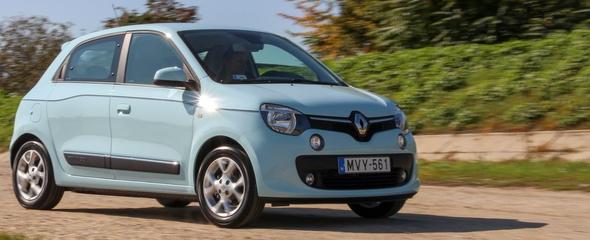 Ötajtós, csinos, farmotoros, és már kapható az új Renault Twingo