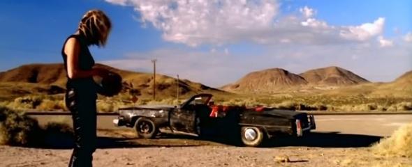 Kedvenc videoklipjeim, amikben az autó is főszereplő