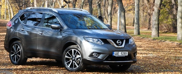 Nissan X-Trail dCi 130 All Mode 4x4 teszt