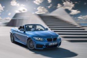 BMW 2-es Cabrio
