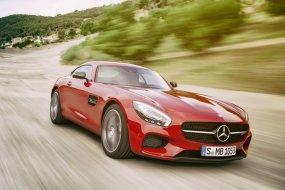Várakozások felülmúlva: itt a Mercedes AMG GT