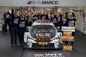Wittmann a DTM új bajnoka