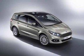 Első kis képeken az új Ford S-MAX