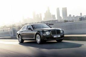 A leggyorsabb luxuslimuzin: Bentley Mulsanne Speed