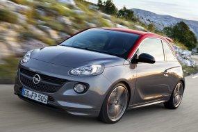 Most már tényleg itt az Opel Adam S