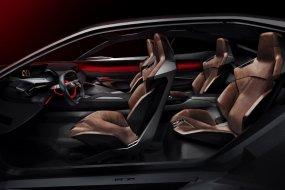 500 lóerős hibrid SUV: Peugeot Quartz