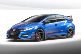 Erősebb az NSX-nél: Honda Civic Type R Concept II