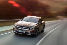 Negyedmillió Mercedes Kecskemétről