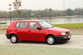 Volkswagen Golf 1.4 CL, 1994 - használtteszt