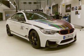 Limitált M4-essel ünnepli a BMW idei DTM győzelmét