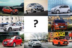 Körkép: a piac legkisebb autói. Egyben a legolcsóbbak is?