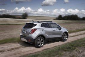 Sikeres az Opel Mokka, két év alatt több mint 300 000 példányban fogyott