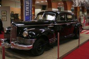 Letűnt korok luxusautói a Közlekedési Múzeumban