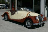 Morgan Plus Four Roadster