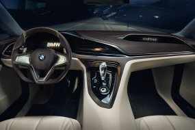 A jövő luxusa BMW-sen: BMW Vision Future Luxury