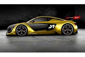 Renault Sport R.S. 01 - új versenyautó, új sorozathoz