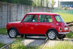 Jókedv kapszula garantált vigyorral - a Rover Mini