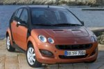 SMART FORFOUR (2004–)